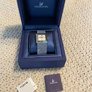 Swarovski Accessories - Swarovski Lavender Elis Lady Watch